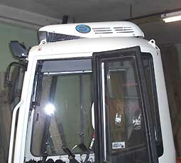 Air-conditioner Kubota Mini Excavator