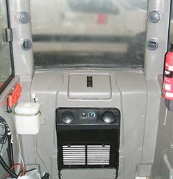 Acondicionador de aire Hy-Gloo - Montajes especiales