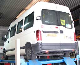 Air-conditioning Hy-Gloo Integrated Hy-Gloo Version Renault
