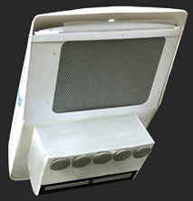 climatisation commande lectrique hy gloo montage sur trappe de cabine climatiseur au dessus. Black Bedroom Furniture Sets. Home Design Ideas