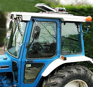 Climatisation 224 Commande 233 Lectrique Pour Tracteurs Clim